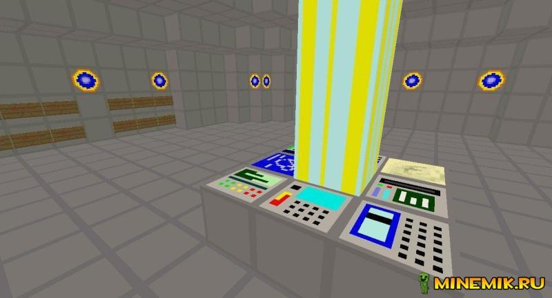 """Скачать мод Tardis для minecraft PE. Машина времени из сериала """"Доктор Кто"""""""