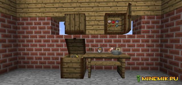 Мод Immersive Craft для MCPC 1.9.4