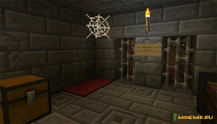 1410403532: Иглу и Снежная деревня для Minecraft PE 0.17.0