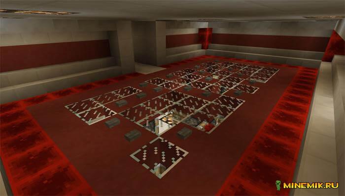 Hidden Treasure для Minecraft PE 1.0 (Приключения)