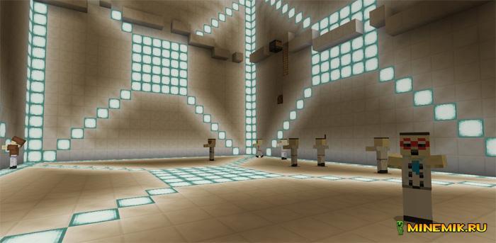 Санта-Миссия Minecraft PE 1.0