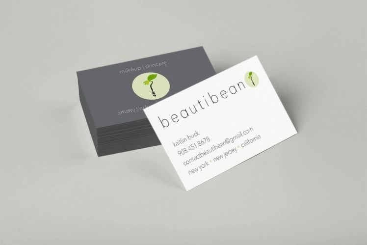 beautibean business card mockup 1