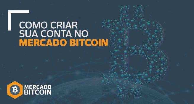 Como criar uma conta no Mercado Bitcoin