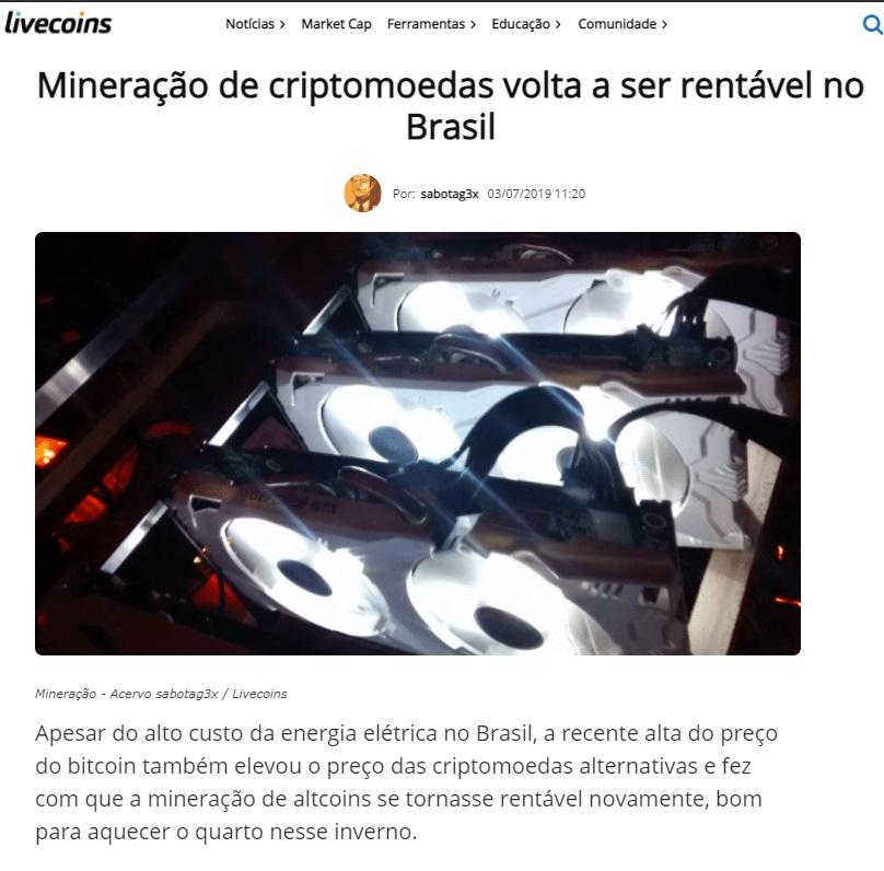 Minerar Bitcoins de maneira Simples
