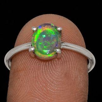 opal bague