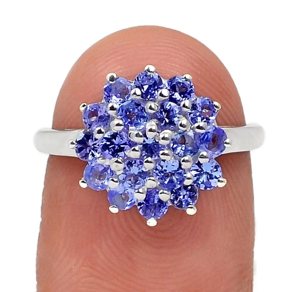 tanzanite bague2