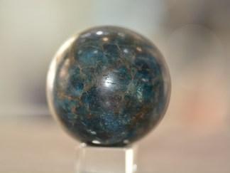 Apatite,sphère,Madagascar