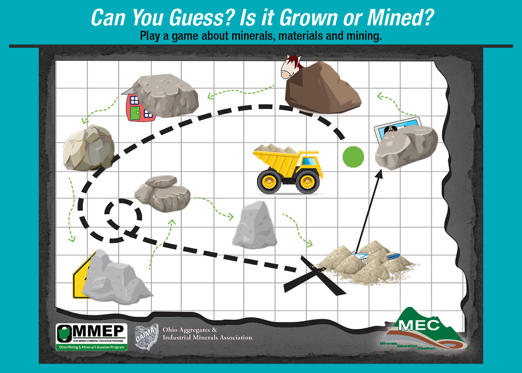 hight resolution of in collaboration with the ohio aggregates industrial mineral association oaima and the ohio mining and mineral education program ommep mec produced a