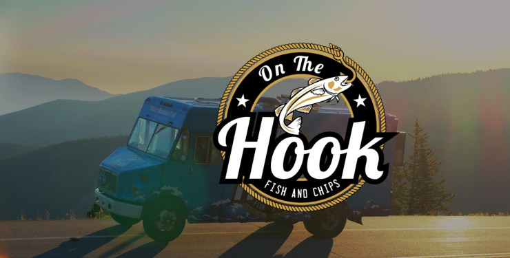 On the Hook Fish and Chips