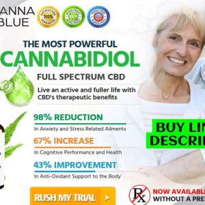 Canna Blue CBD Oil ! 100% Natural Ingredients & Safe To Use! #1 Pain Relief CBD Oil! Update 2021!