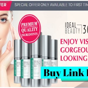 Ideal Beauty 365  [Reviews] #1 Anti Aging Cream ! Get Younger & Glowing Skin In Just 2 weaks!
