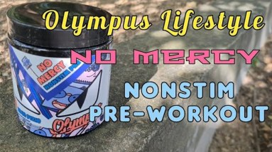 Try this natural blend Pre-workout - No Mercy | NonStim Pre-workout 🍒🥦