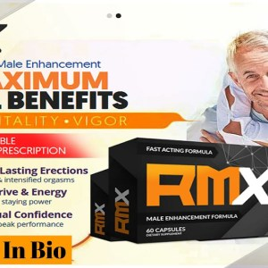 RMX Male Enhancement (Reviews) #1 Male Formula Pills! Boost Libido Size & Erection Time! Is It Work?