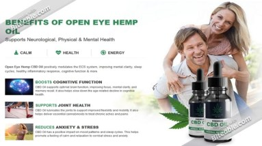 OpenEye Hemp CBD Oil | OpenEye CBD Oil Reviews