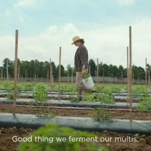 Multivitamin 6 second Gardening