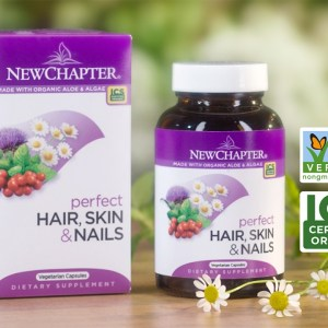 Perfect Hair, Skin & Nails Supplement--Beauty Inspired by Nature™