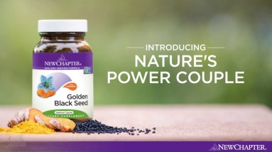 Golden Black Seed Supplement: Astounding Results from Turmeric & Black Seed Working Together