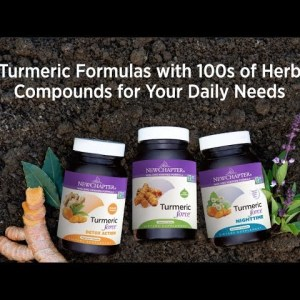 Choosing Turmeric Supplements | Superfood Benefits | Turmeric Force™ products from New Chapter®