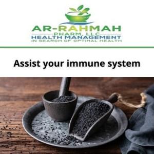 Why You Need Black Seed | Ar-Rahmah Pharm