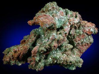 Green Cuproadamite