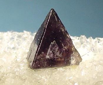 Gemmy Chambersite Crystal