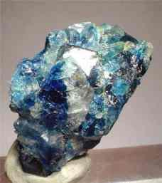 Cristal Euclasa Multicolor