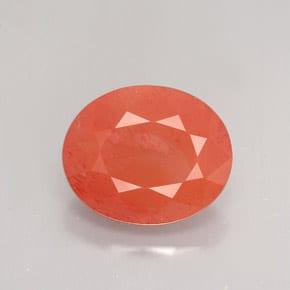 Andesina naranja-rosa