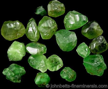 Granate Grossular Verde