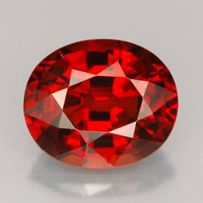 Granate Spessartita Rojo Brillante