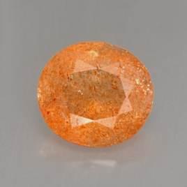 Piedra solar naranja
