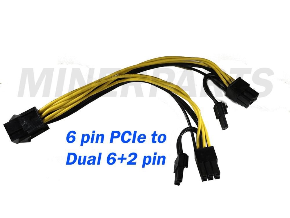 medium resolution of 6 pin pcie to dual 8 pin