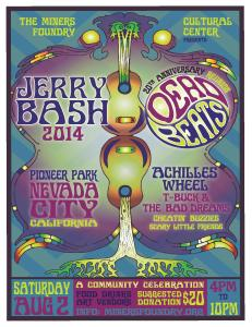 Jerry Bash Poster