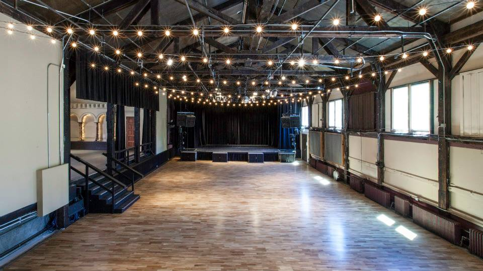 Venue  Miners Foundry Cultural Center