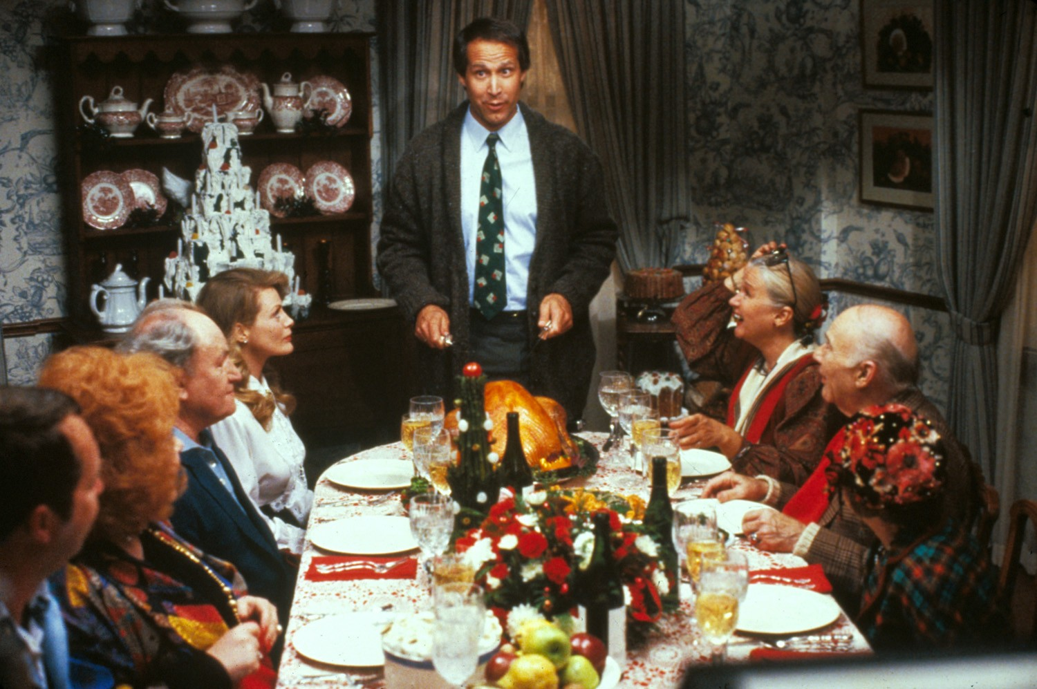 an analysis of national lampoons vacation National lampoon's christmas vacation uses a number of different comedic methods in order to strike viewers as funny, but two that are prominent throughout are the slapstick and farce traditions slapstick is a reoccurring theme, as clark often gets brutalized through self-inflicted means.