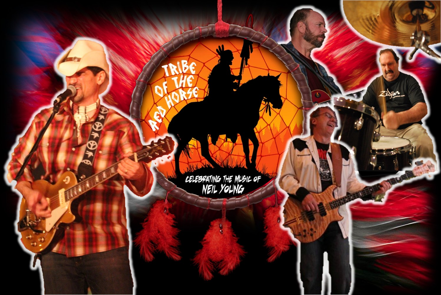 Tribe Of The Red Horse Celebrating The Music Of Neil Young