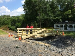 Pictured above is Ross and Justin Weller, Schuylkill Haven