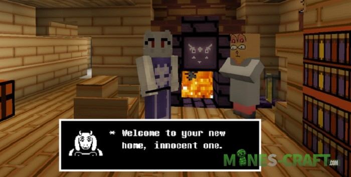 Minecraft 2019 Undertale 2019 Papercraft Frisk