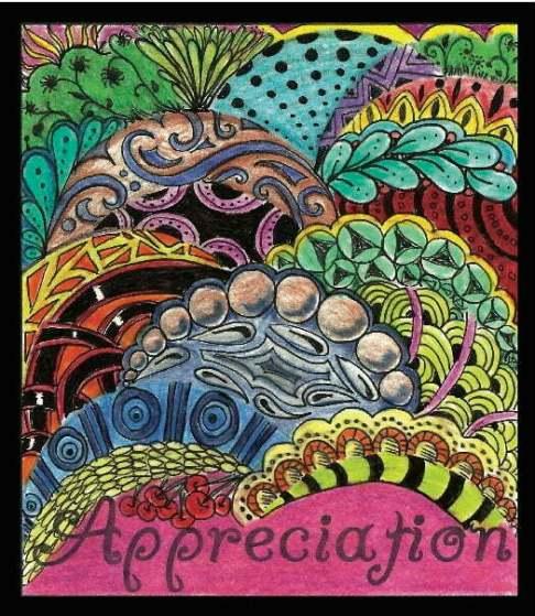 writing prompts appreciation