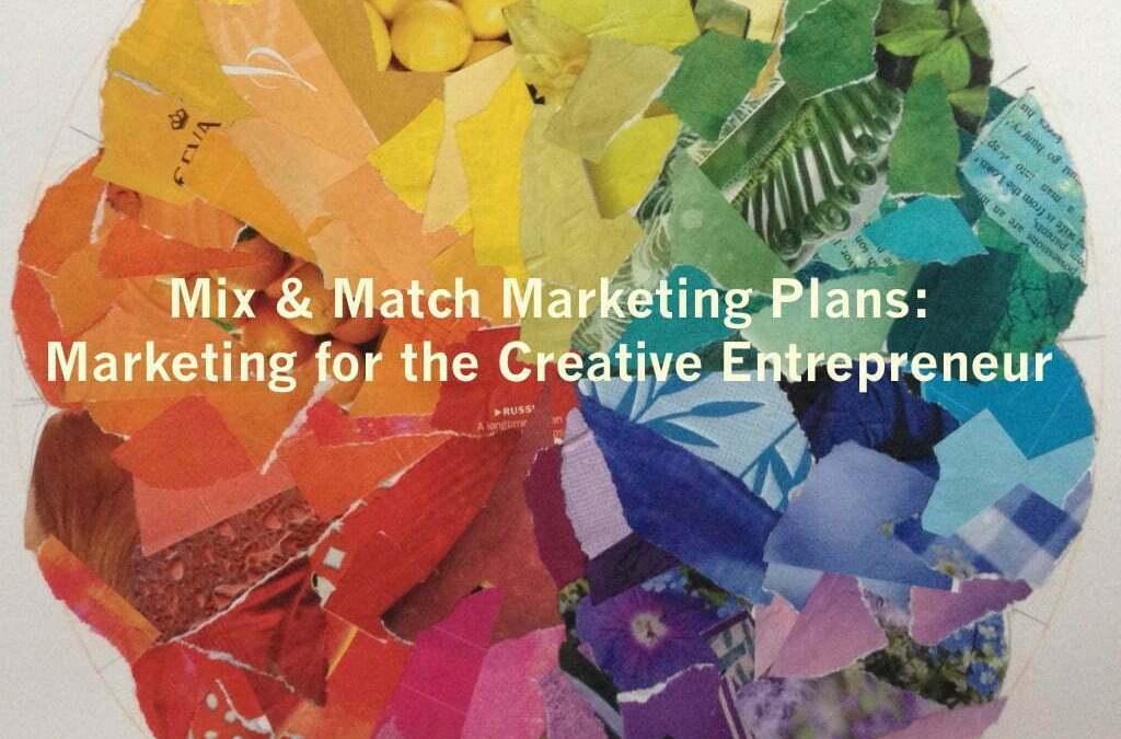 mix and match marketing plans