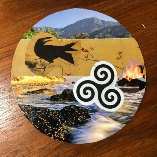 JourneyCircles, Triskelion, Celtic Symbols, creative play, depth coaching