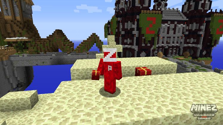 Сервердегі Minecraft-те теріні қалай өзгертуге болады