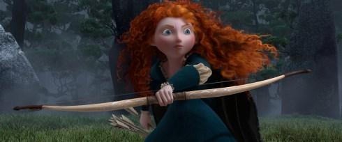 Meet Merida from Disney Pixar's Brave