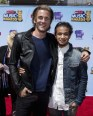 LUKE BENWARD, JORDAN FISHER
