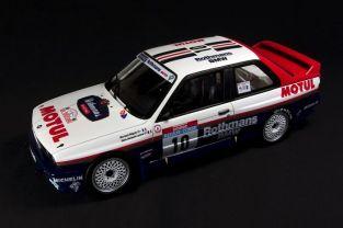BMW E30 M3 Rally 1987 Tour de Corse