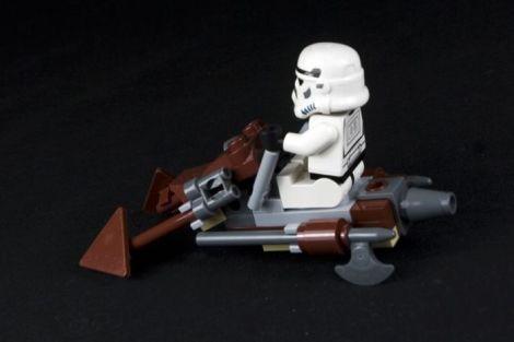 Lego 30005 Imperial Speeder Bike