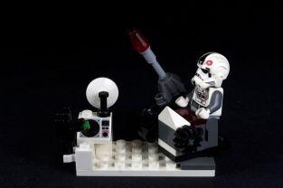 Lego 8084 Snowtrooper Battle Pack