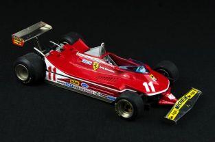 1979 Ferrari 312T4 Italian G.P. #11 - Jody Scheckter