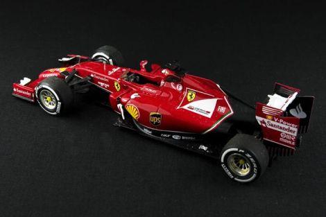 2014 Ferrari F14T Australian G.P. #14