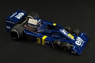 1976 Elf Team Tyrrell P34 Japan G.P. #3