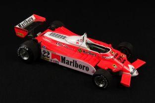1980 Marlboro Alfa Romeo 179 Monaco G.P. #22
